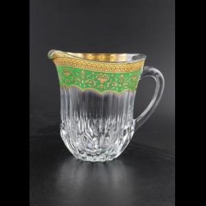 Adagio J AEGG Jug 1230ml 1pc in Flora´s Empire Golden Green Decor (24-597)