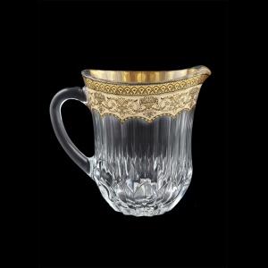 Adagio J AEGI Jug 1230ml 1pc in Flora´s Empire Golden Ivory Decor (25-597)