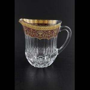 Adagio J AEGR Jug 1230ml 1pc in Flora´s Empire Golden Red Decor (22-597)