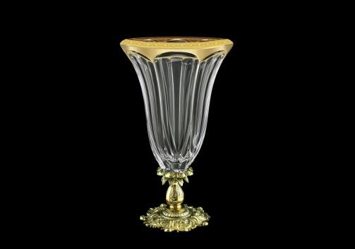 Panel VVZ PNGC CH Vase 33cm 1pc in Romance Golden Classic Decor (33-174/JJ02)