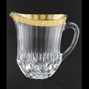 Adagio J ANGC Jug 1230ml 1pc in Romance Golden Classic Decor (33-488)