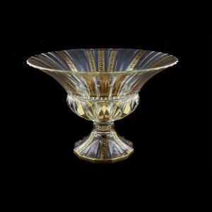 Adagio MVA AAGB b Bowl 35x25cm 1pc in Antique Golden Black Decor (57-414/b)
