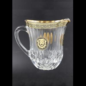 Adagio J AOGB Jug 1230ml 1pc in Lilit&Leo Golden Black Decor (41-488)