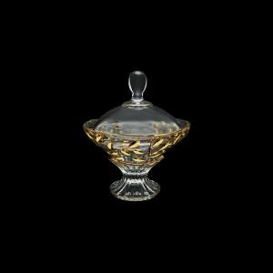 Laurus DOL LLG Dose w/F d18cm 1pc in Gold (1342)