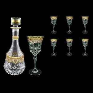 Adagio Set RD+C2 AEGI 1x1000ml + 6x280ml in Flora´s Empire Golden Ivory D. (25-599/593)