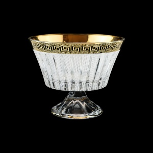 Timeless MMN TAGB S Small Bowl d12,6cm 1pc Antique Golden Black+S (57-115/b)