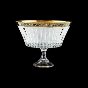 Timeless MVN TAGB SKTO Bowl d24,5cm 1pc in Antique Golden Black+SKTO (57-116/bKTO)