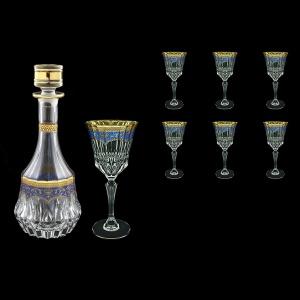 Adagio Set RD+C5 AEGC 1000ml+6x80ml in Flora´s Empire Golden Blue D. (23-599/590)