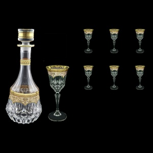 Adagio Set RD+C4 AEGI 1x1000ml+6x150ml in Flora´s Empire Golden Ivory Decor (25-599/591)