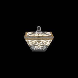 Torcello DO TELW Dose 11x11cm 1pc in Flora´s Empire Golden White Light (21-508/L)