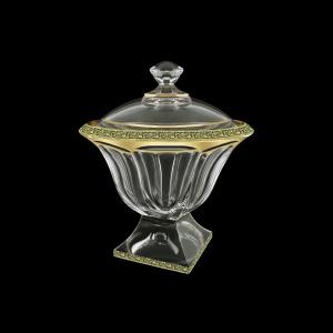 Panel DO PMGB CH Dose 26,5cm 1pc in Lilit Golden Black D. (31-193)