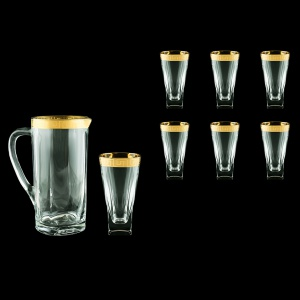 Fusion Set J+B0 FAGC b Water 1230ml+6x384ml 1+6pcs in Antique Golden Classic (399/398/b)