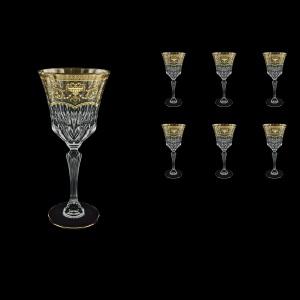 Adagio C2 AELK Wine Glasses 280ml 6pcs in Flora´s Empire G. Crystal Light (20-593/L)