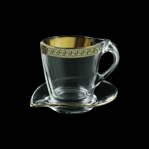 Mamanonmama CA MAGB b Cappuccino 260ml 1pc in Antique Golden Black (57-333/b)