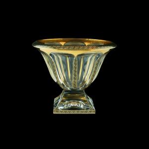 Panel MM PAGB b B Small Bowl 22,5cm 1pc in Antique Golden Black Decor (57-338/b)