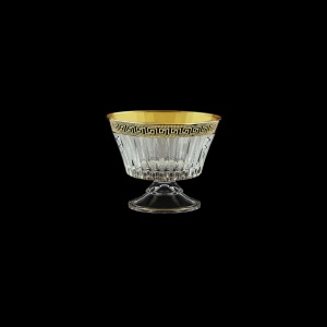 Timeless MMN TAGB SKCR Small Bowl d12,6cm 1pc Antique Golden Black+SKCR (57-115/bKCR)