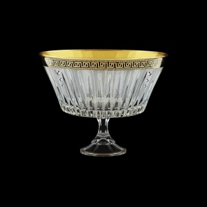 Timeless MVN TAGB SKCR Bowl d24,5cm 1pc in Antique Golden Black+SKCR (57-116/bKCR)