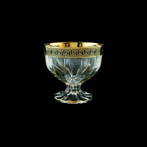 Trix MM TAGB Small Bowl d10cm 1pc in Antique Golden Black (57-171/b)