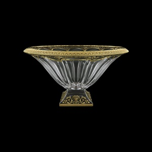 Panel MV PEGB CH Large Bowl 33cm 1pc in Flora´s Empire Golden Black Decor (26-538)