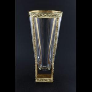 Fusion VV FMGB B Large Vase V300 30cm 1pc  in Lilit Golden Black Decor (31-407)