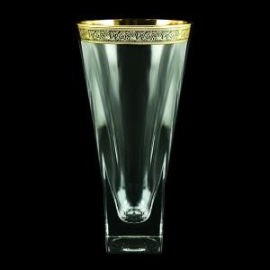 Fusion VV FMGB CH Large Vase V300 30cm 1pc  in Lilit Golden Black Decor (31-390)
