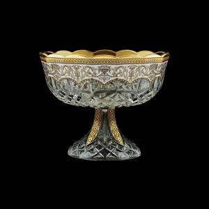 Opera MVO OEGW Large Bowl d23cm 1pc in Flora´s Empire Golden White Decor (21-532)