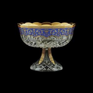 Opera MVO OEGC Large Bowl d23cm 1pc in Flora´s Empire Golden Blue Decor (23-532)