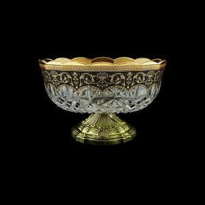 Opera MVZ OEGB Large Bowl d23cm 1pc in Flora´s Empire Golden Black Decor (26-532/O.17)