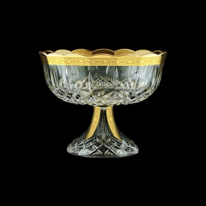 Opera MVO ONGC Large Bowl d23cm 1pc in Romance Golden Classic Decor (33-410)
