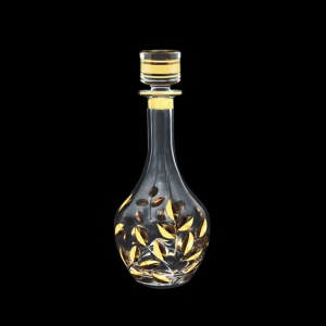 Laurus RD LLG Round Decanter 1000ml 1pc in Gold (1324)
