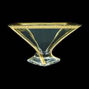 Bohemia Quadro MV QNGC B Bowl d32,5cm 1pc in Romance Golden Classic Decor (33-469)