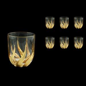 Trix B2 TTG Whisky Glasses 400ml 6pcs in Gold (1265)