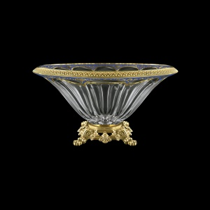 Panel MVZ PEGC CH Large Bowl 33cm 1pc in Flora´s Empire Golden Blue Decor (23-538/O.25)