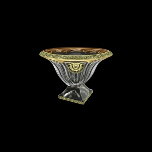 Panel MM POGB CH Small Bowl 20,5cm 1pc in Lilit&Leo Golden Black Decor (41-347)