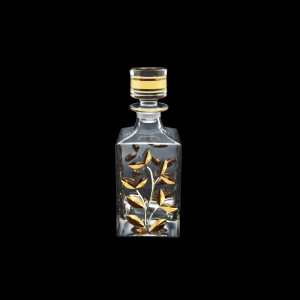 Laurus WD LLG Whisky Decanter 850ml 1pc in Gold (1354)