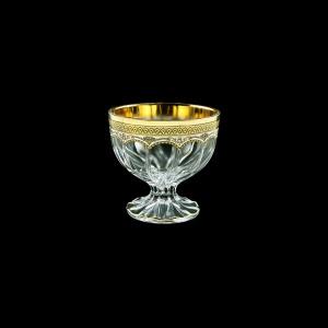 Trix MM TEGW Small Bowl d10cm 1pc in Flora´s Empire Golden White Decor (21-533)