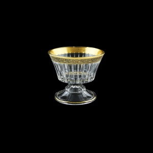 Timeless MMN TMGB Small Bowl d12,6cm 1pc in Lilit Golden Black Decor (31-282)