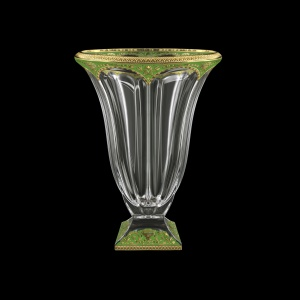 Panel VV PEGG CH Vase 33cm 1pc in Flora´s Empire Golden Green Decor (24-537)