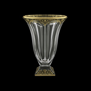 Panel VV PEGB CH Vase 33cm 1pc in Flora´s Empire Golden Black Decor (26-537)
