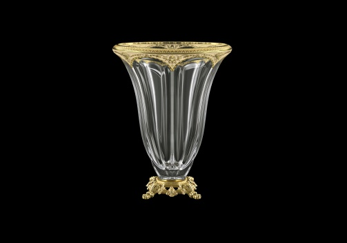 Panel VVZ PEGI CH Vase 33cm 1pc in Flora´s Empire Golden Ivory Decor (25-537/O.245)