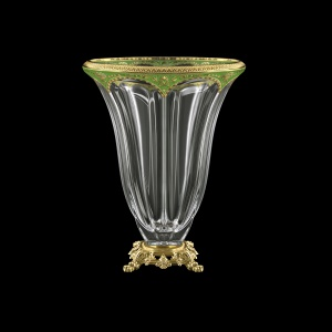 Panel VVZ PEGG CH Vase 33cm 1pc in Flora´s Empire Golden Green Decor (24-537/O.245)