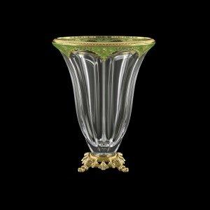 Panel VVZ PEGG CH Vase 33cm 1pc in Flora´s Empire Golden Green Decor (24-537/O.245)