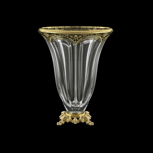 Panel VVZ PEGB CH Vase 33cm 1pc in Flora´s Empire Golden Black Decor (26-537/O.245)