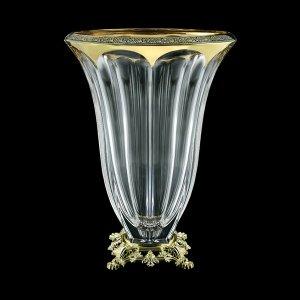 Panel VVZ PMGB CH Vase 33cm 1pc in Lilit Golden Black Decor (31-174/O.245)