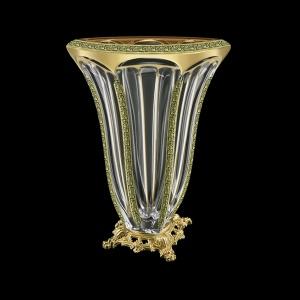 Panel VVZ PMGB B Vase 33cm 1pc in Lilit Golden Black Decor (31-325/O.245)