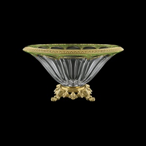 Panel MVZ PEGG CH Large Bowl 33cm 1pc in Flora´s Empire Golden Green Decor (24-538/O.25)