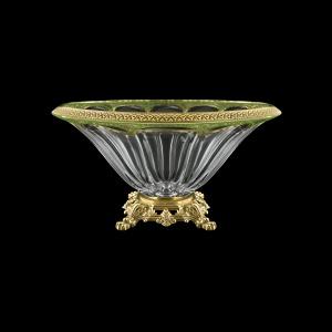 Panel MVZ PEGG CH Large Bowl 33cm 1pc in Flora´s Empire Golden Green Decor (24-538/O.25)