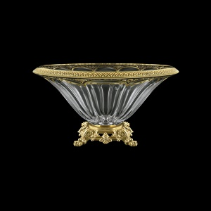Panel MVZ PEGB CH Large Bowl 33cm 1pc in Flora´s Empire Golden Black Decor (26-538/O.25)