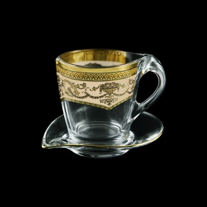 Mamanonmama CA MEGI Cappuccino 260ml 1pc in Flora´s Empire Golden Ivory Decor (25-448)