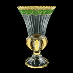 Adagio VVA AEGG Vase 35cm, 1pc in Flora´s Empire Golden Green Decor (24-535)